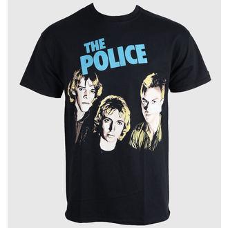 tričko pánské The Police - Outlandos  D'amour - PLASTIC HEAD, PLASTIC HEAD, Police