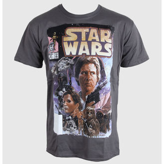 tričko pánské Star Wars - Comic - PLASTIC HEAD