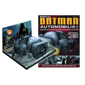 dekorace , automobil Batman - The Dark Knight - Special Tank