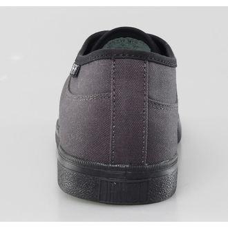 boty pánské IRON FIST - York Charcoal Overdye - Black