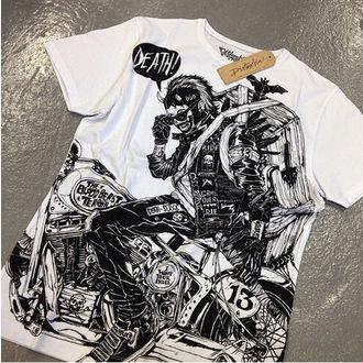 tričko pánské DISTURBIA - Death - 312