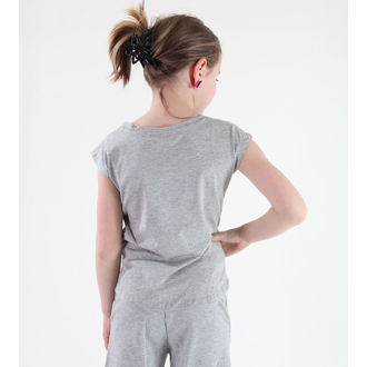 tričko dívčí TV MANIA - Monster High - Grey, TV MANIA