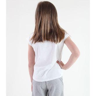 tričko dívčí TV MANIA -  Monster High - White, TV MANIA