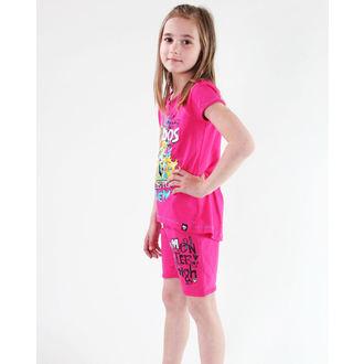 tričko dívčí TV MANIA - Monster High - Pink - MOH 555