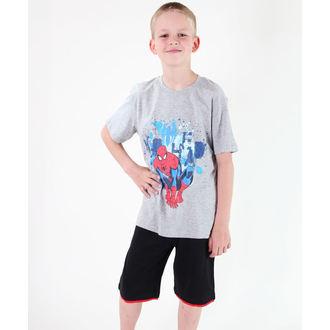 tričko chlapecké TV MANIA - Spider Man - Grey, TV MANIA