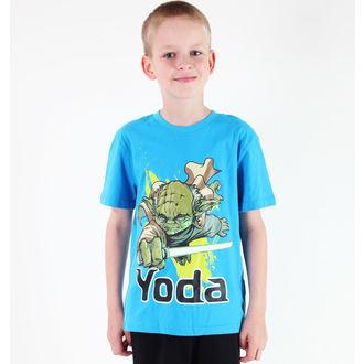 tričko chlapecké TV MANIA - Star Wars Clone - Blue - STAR 587