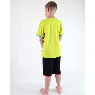 tričko chlapecké TV MANIA - Star Wars Clone - Lime