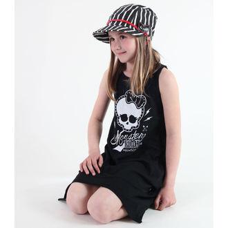 šaty dívčí TV MANIA - Monster High - Black