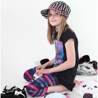 set dívčí ( tričko, legíny) TV MANIA - Monster High - Black
