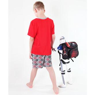 pyžamo chlapecké TV MANIA - Angry Birds / Star Wars - Red