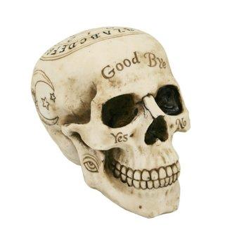 dekorace Ouija divination skull