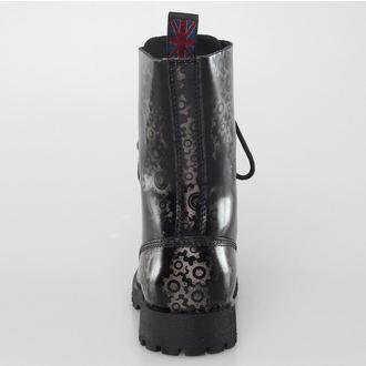 boty NEVERMIND - 10 dírkové - Roldana Grey