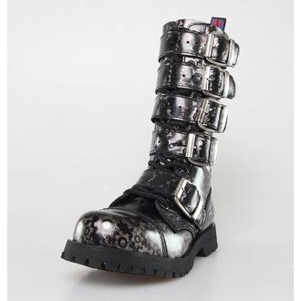 boty NEVERMIND - 14 dírkové - Roldana Grey, NEVERMIND