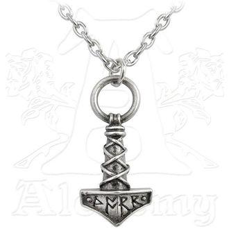 obojek Thors Hammer Amulet  - ALCHEMY GOTHIC - P696