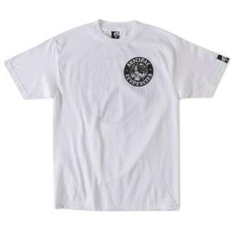 tričko pánské METAL MULISHA - JAWS - WHT