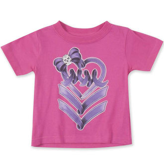 tričko dětské ( dívčí ) METAL MULISHA -  RIBBON DANCER - PIN