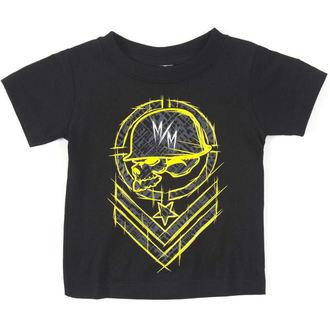 tričko dětské ( chlapecké )  METAL MULISHA - SHRED, METAL MULISHA