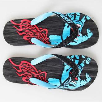 sandály SANTA CRUZ - Screaming - Black