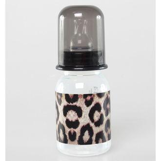 dětská láhev (125 ml) ROCK STAR BABY - Leopard - 96071