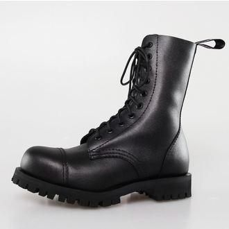 boty ALTERCORE - 10dírkové - Black - 551