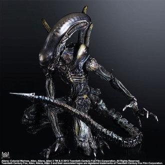 figurka Aliens (Vetřelec) - Colonial Marine Play Arts Kai Lurker