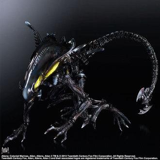 figurka Aliens (Vetřelec) - Colonial Marine Play Arts Kai - Spitter