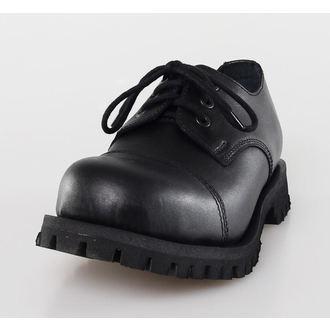 boty ALTERCORE - 3dírkové - Black, ALTERCORE