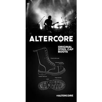 boty ALTERCORE - 3dírkové - Black - 550