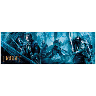 plakát The Hobbit - Banner - GB posters - DP0456