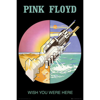 plakát Pink Floyd - Wish You Were Here 2 - GB posters, GB posters, Pink Floyd