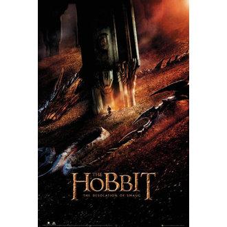 plakát Hobit - Desolation of Smaug Dragon - GB posters, GB posters