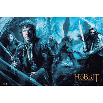 plakát Hobit - Desolation of Smaug Mirkwood - GB posters, GB posters