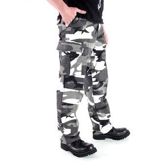 kalhoty pánské ROTHCO - BDU PANT - CITY CAMO