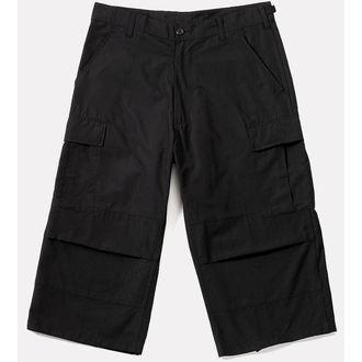 3/4 kalhoty pánské ROTHCO - Capri - BLACK, ROTHCO