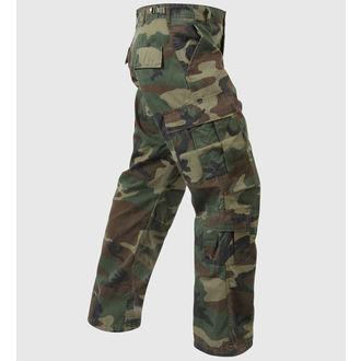 kalhoty pánské ROTHCO - VINTAGE PARATROOPER FATIGUES - CAMO, ROTHCO