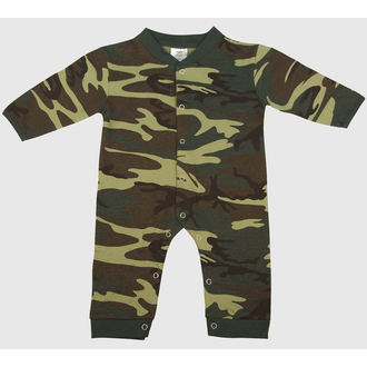 overal dětský ROTHCO INFANT - WOODLAND - 67057