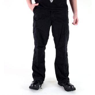 kalhoty pánské ROTHCO - VINTAGE PARATROOPER FATIGUES - BLACK - 2986
