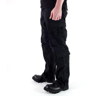 kalhoty pánské ROTHCO - VINTAGE PARATROOPER FATIGUES - BLACK
