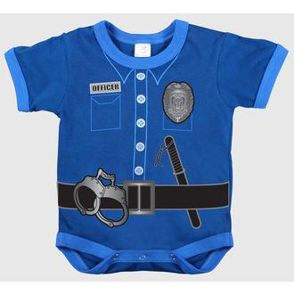 body dětské ROTHCO - POLICE UNIFORM - NAVY, ROTHCO
