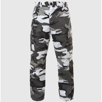 kalhoty pánské ROTHCO - VINTAGE PARATROOPER FATIGUES - CITY CAMO - 3586