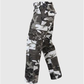 kalhoty pánské ROTHCO - VINTAGE PARATROOPER FATIGUES - CITY CAMO