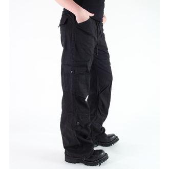 kalhoty dámské ROTHCO - WMNS VINTAGE PARATROOPER - FATIGUES BLACK, ROTHCO