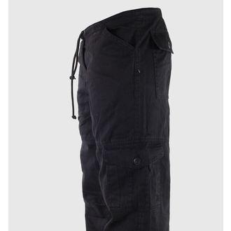 kalhoty dámské ROTHCO - WMNS VINTAGE PARATROOPER - FATIGUES BLACK