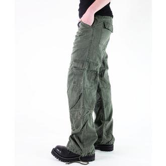 kalhoty dámské ROTHCO - VINTAGE PARATROOPER - FATIGUES OD