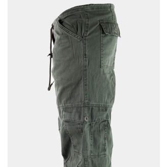 kalhoty dámské ROTHCO - VINTAGE PARATROOPER - FATIGUES OD - 3186