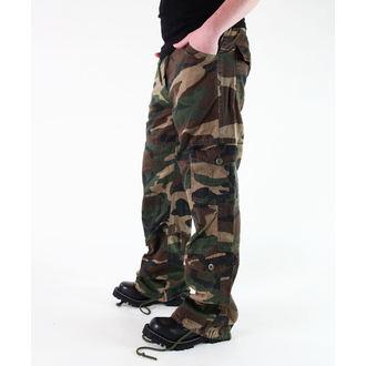 kalhoty dámské ROTHCO - VINTAGE PARATROOPER - FATIGUES CAMO, ROTHCO
