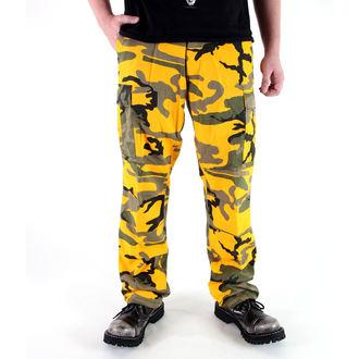 kalhoty pánské ROTHCO - BDU STINGER - YELLOW CAMO, ROTHCO