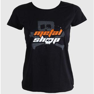 tričko dámské METALSHOP.CZ