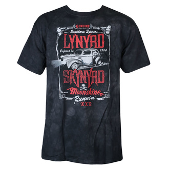 tričko pánské Lynyrd Skynyrd - Moonshine Runnin - LIQUID BLUE, LIQUID BLUE, Lynyrd Skynyrd
