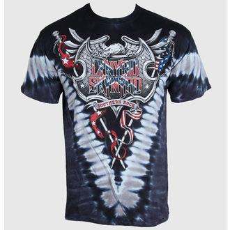 tričko pánské Lynyrd Skynyrd - Southern Rock Shield - LIQUID BLUE, LIQUID BLUE, Lynyrd Skynyrd